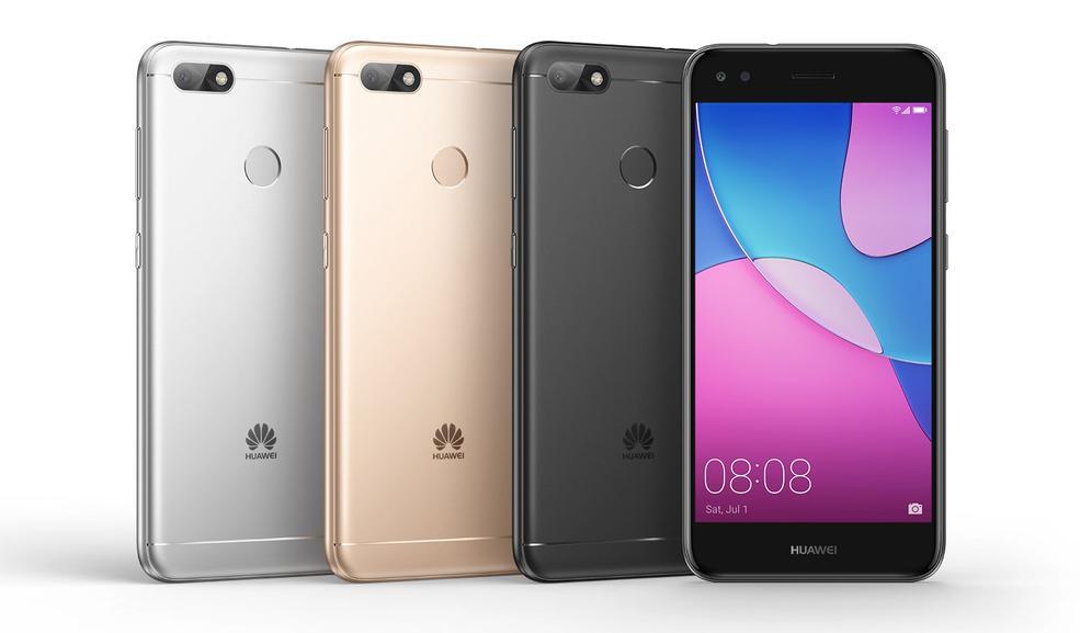 Nový Huawei P9 Lite mini v troch farebných prevedeniach