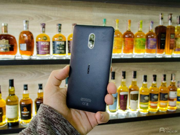 Nokia 6 bola predstavená ako jeden z prvých troch modelov vzkriesenej značky