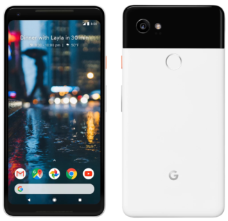 Väčší Pixel 2 XL sa zaradil medzi špičku smartfónov roku 2017