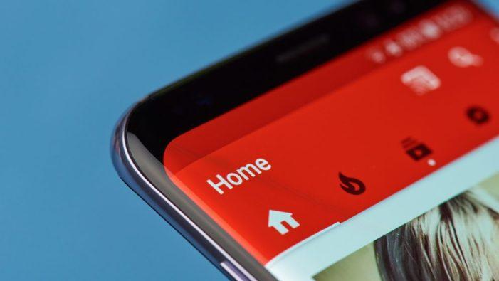Až 70 percent všetkých zhliadnutí na YouTube je práve zo smartfónov