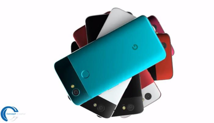 Google Pixel 3 môže priniesť zaujímavé farby