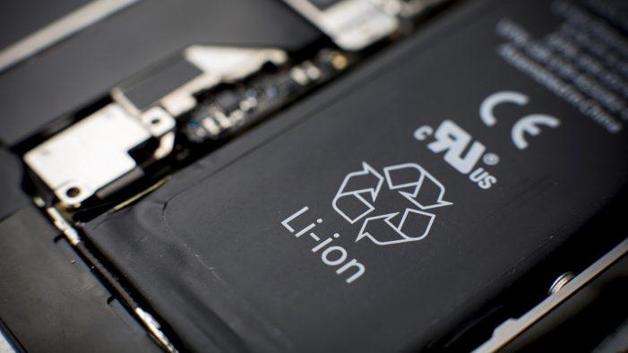 Li-ion batérie dodávajú energiu vzniknutú pohybom častíc, ktoré chlad spomaľuje