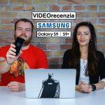 VIDEOrecenzia: Samsung Galaxy S9 a S9+