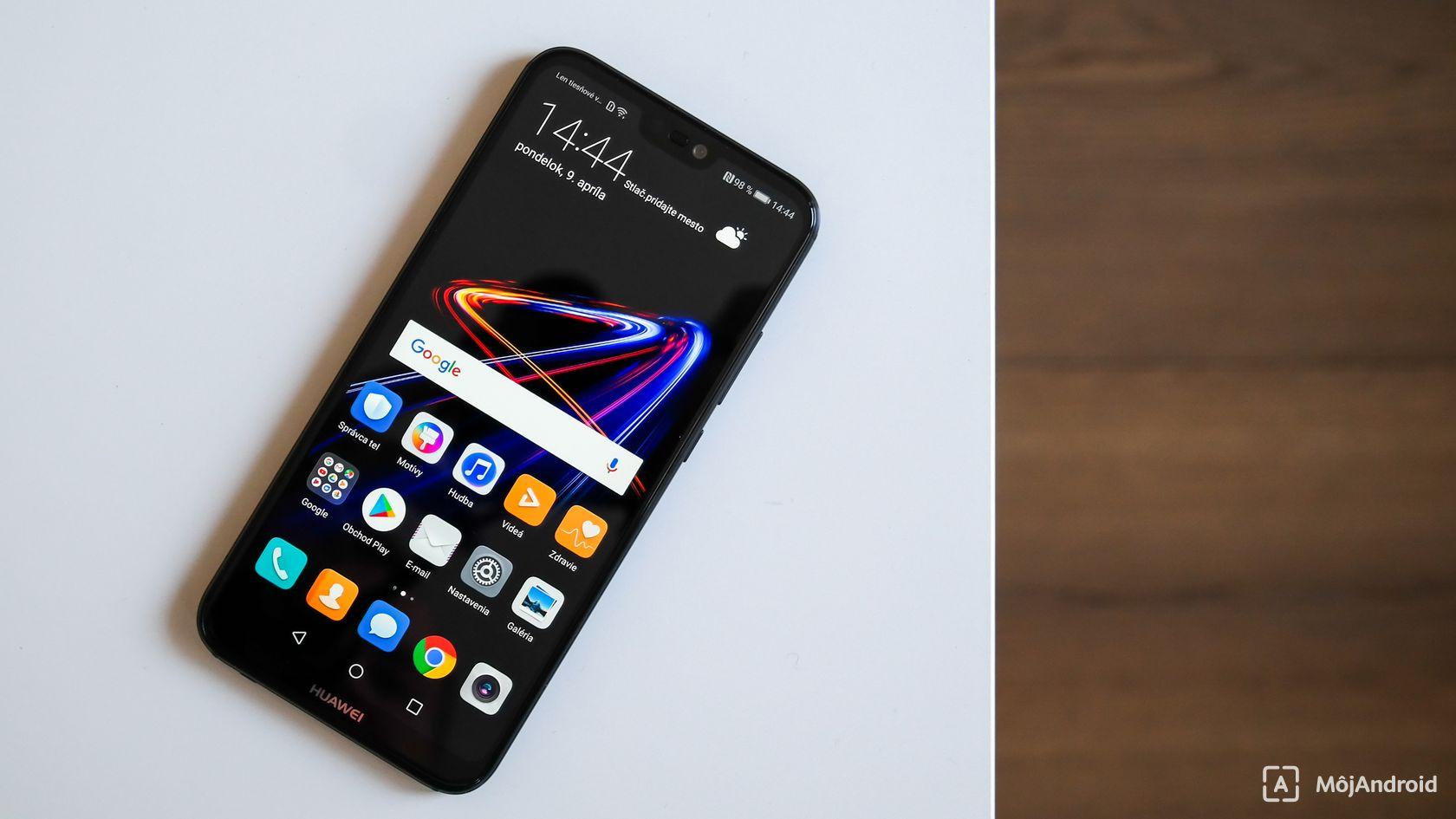 Huawei P20 Lite: Trendy Prichádzajú Aj Do Strednej Triedy