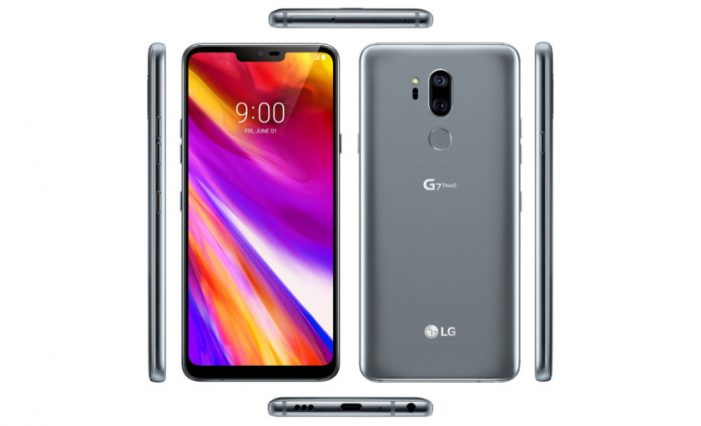 LG G7 ponúkne výrez v displeji