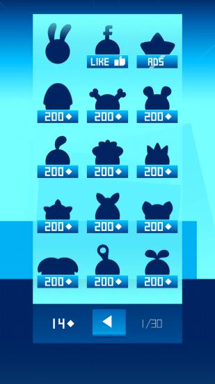 Výber charakterov hry