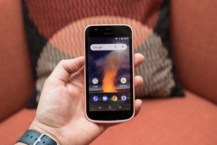 Nokia 1 disponuje operačným systémom Android Go