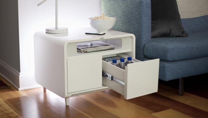 Zabudovaná chladnička