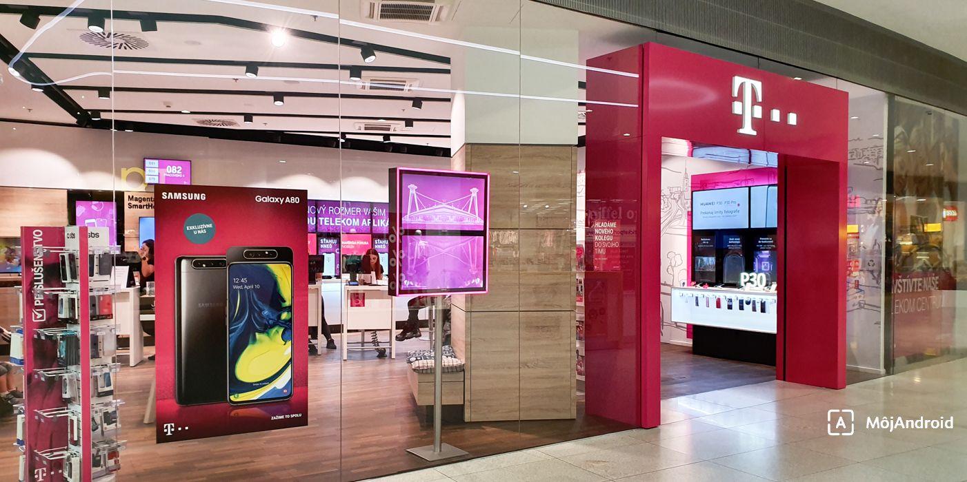 Telekom zákaznícke centrum