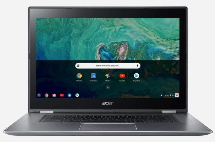 Dve deti žalujú Google kvôli zbere dát z Chromebookov