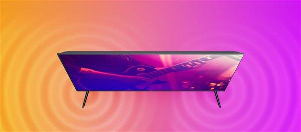 Rám Mi TV 4S je vyrobený z leteckého hliníka