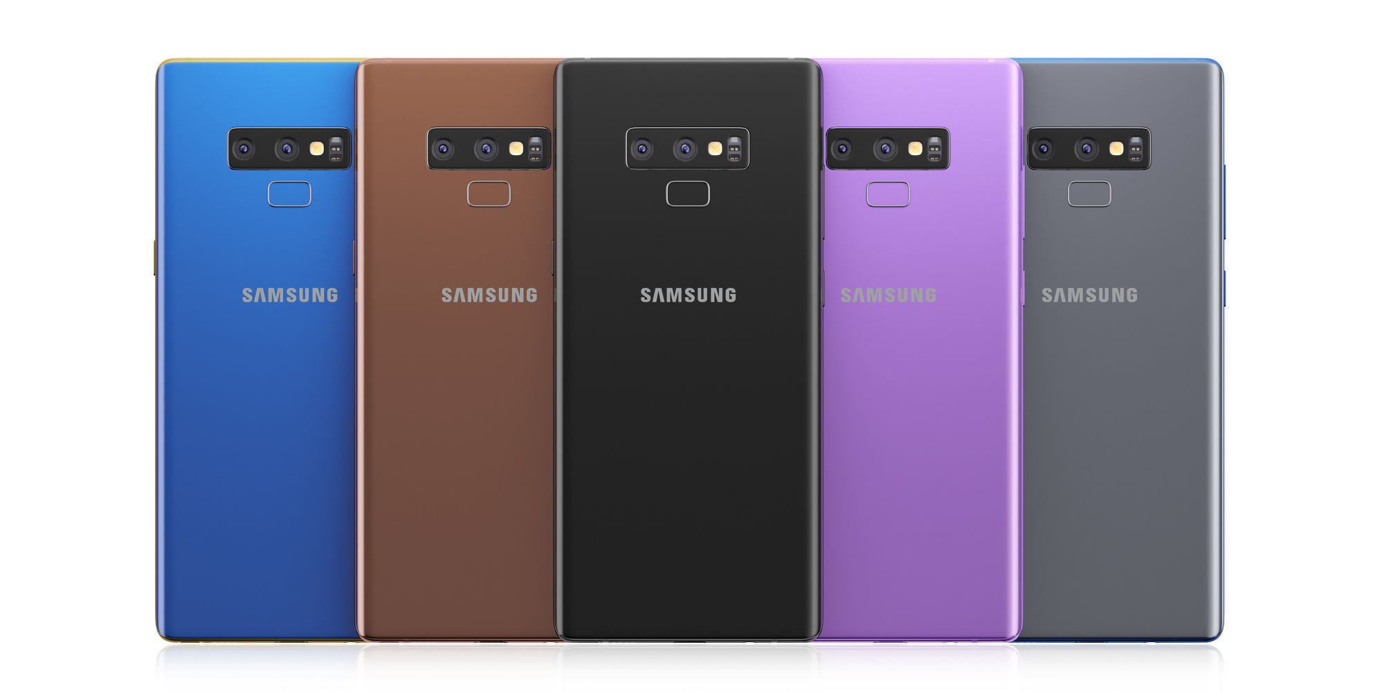 59da86f5f Samsung Galaxy Note 9: Unikli kompletné marketingové materiály   DOHADY