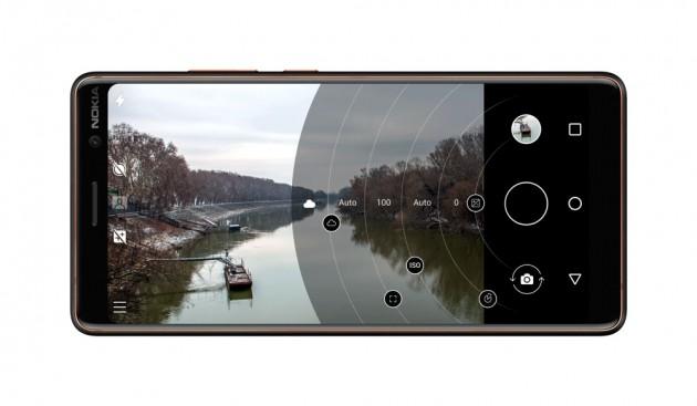 Pro Camera podporuje zaujímavé funkcie podobné manuálnemu režimu