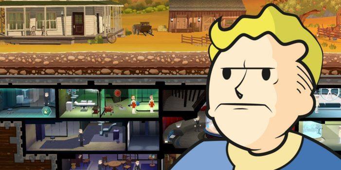 Westworld údajne kopírovalo populárnu hru Fallout Shelter