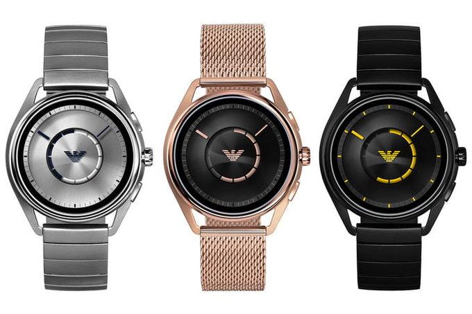 Dostupnosť hodiniek Emporio Armani ... 73b7ec2c156