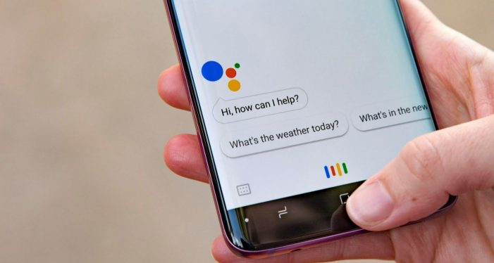google pixel 4 google assistant