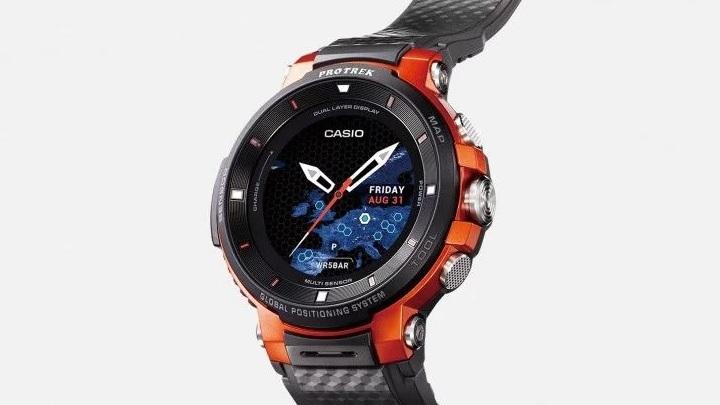 Casio Smart WSD-F30 - mesačná výdrž a Wear OS  1e0933ab2e5