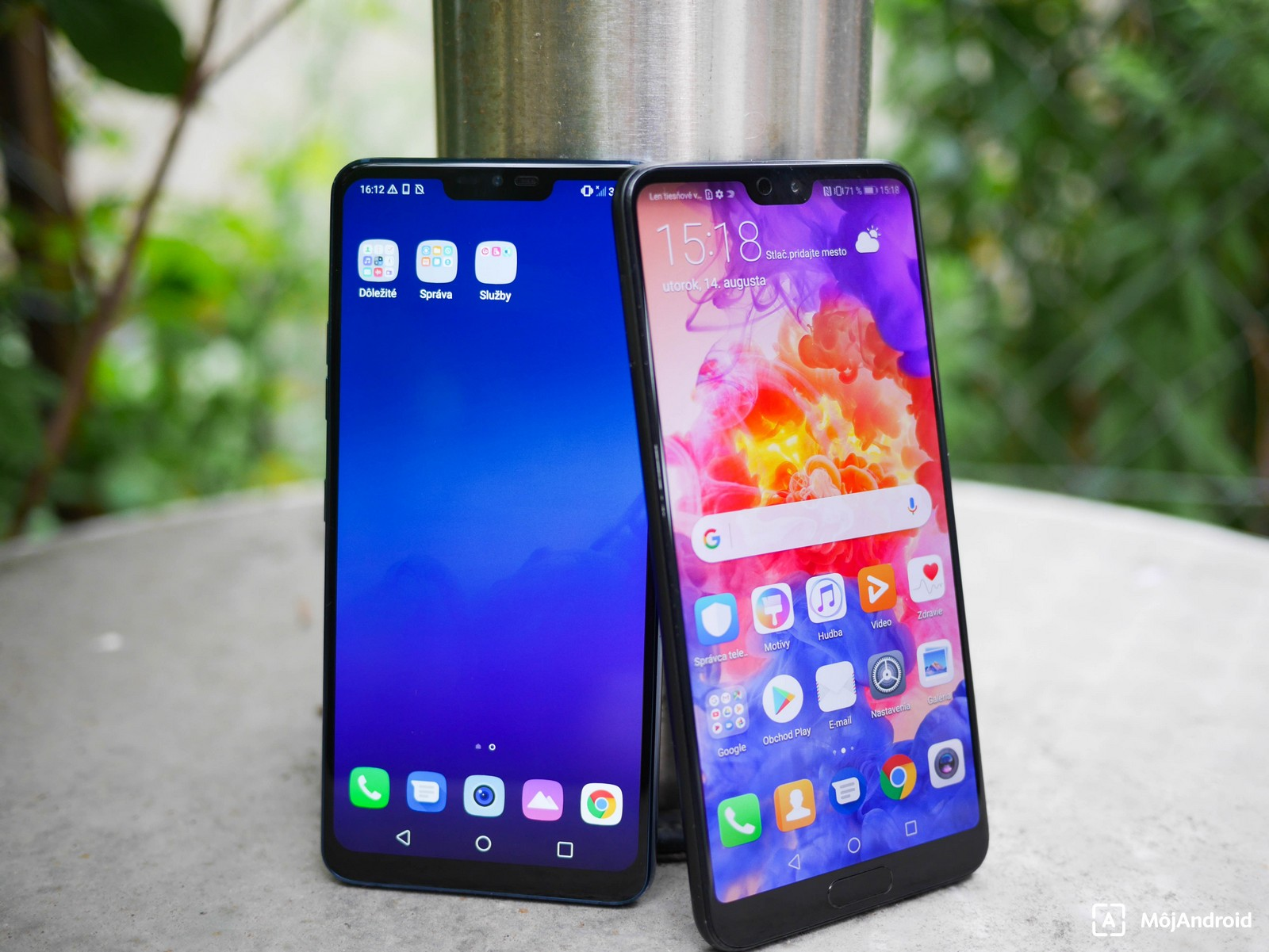 LG G7 ThinQ vs Huawei P20 Pro  Which is better?