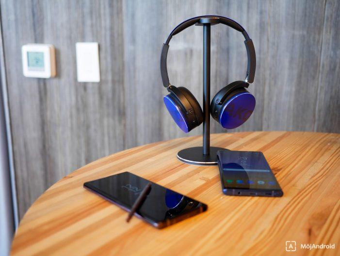 Samsung Galaxy Note 9 vs Samsung Galaxy Note 8