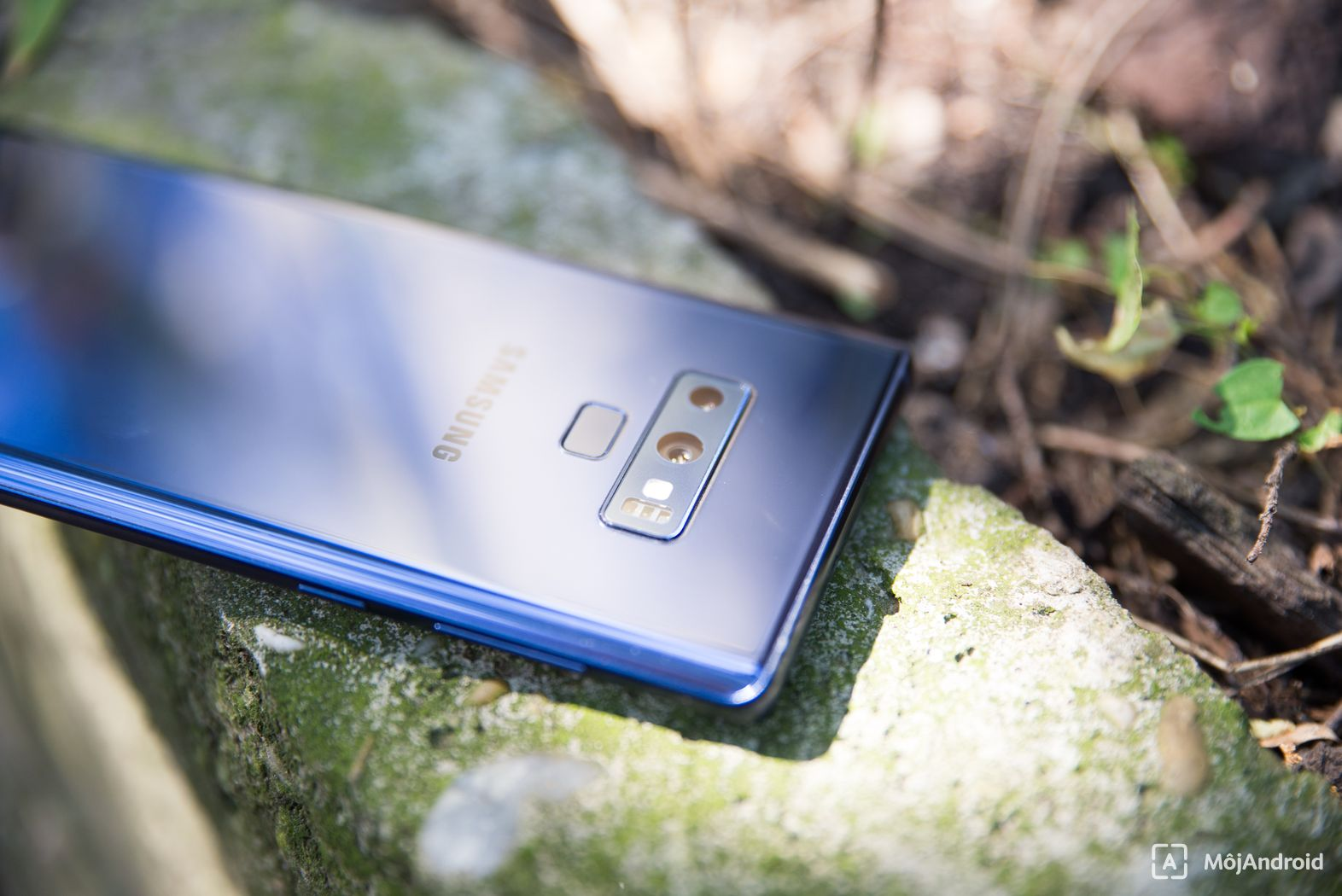 Samsung Galaxy Note 9 gets its first update  It refers to