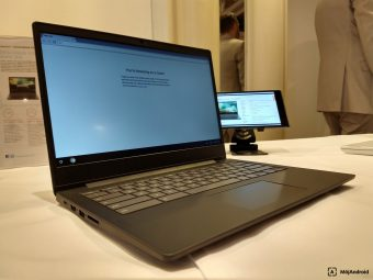 Lenovo Yoga Chromebook, C330, S330 official: New Chromebooks