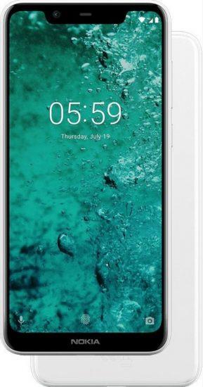 Nokia 5.1 Plus okrem nového Androidu dostáva aj aplikáciu Pro Camera