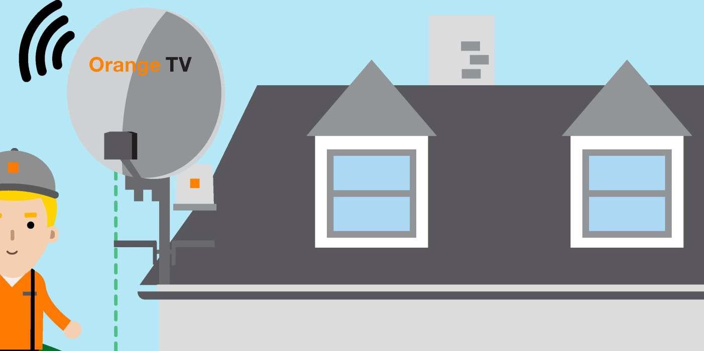 cfa426625 Orange TV si budete môcť pozrieť aj cez satelit či internet