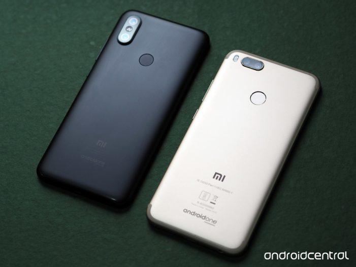 Xiaomi Mi A1, Mi A2 a A2 Lite sú jedinými modelmi Xiaomi, ktoré sú súčasťou programu Android One