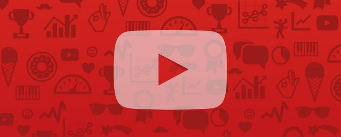 YouTube žije z reklamy a ovládanie aplikácie gestami by mohlo priniesť lepšie štatistiky sledovania