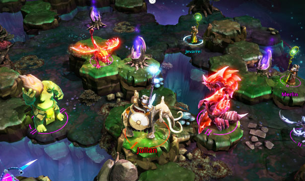 Staronový titul Chaos Reborn: Adventures je prepracovaný nielen po grafickej stránke