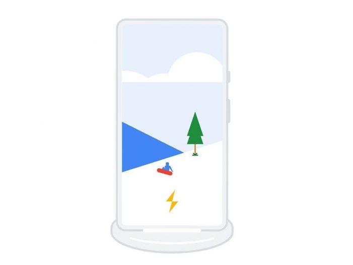 Chytrý stojan od Googlu by mohol premeniť smartfón na Smart Display, ktorý by vám vedel zobraziť kalendár, či fotky