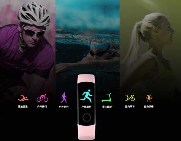 Band 4 by nemal postrádať žiadnu z funckií bežných fitness trackerov