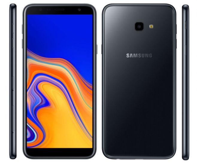 Galaxy J4+ je len ľahko vylepšené J4 s väčším displejom