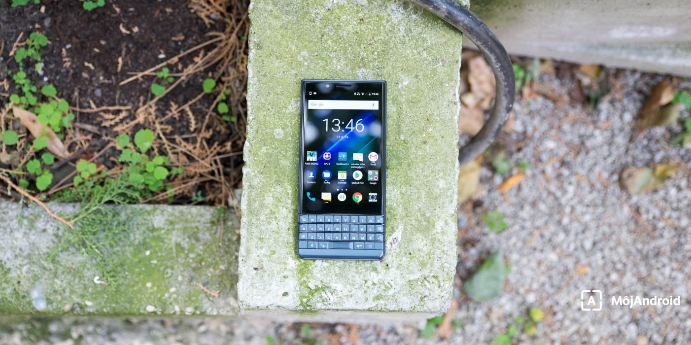 BlackBerry pripojiť aplikáciu
