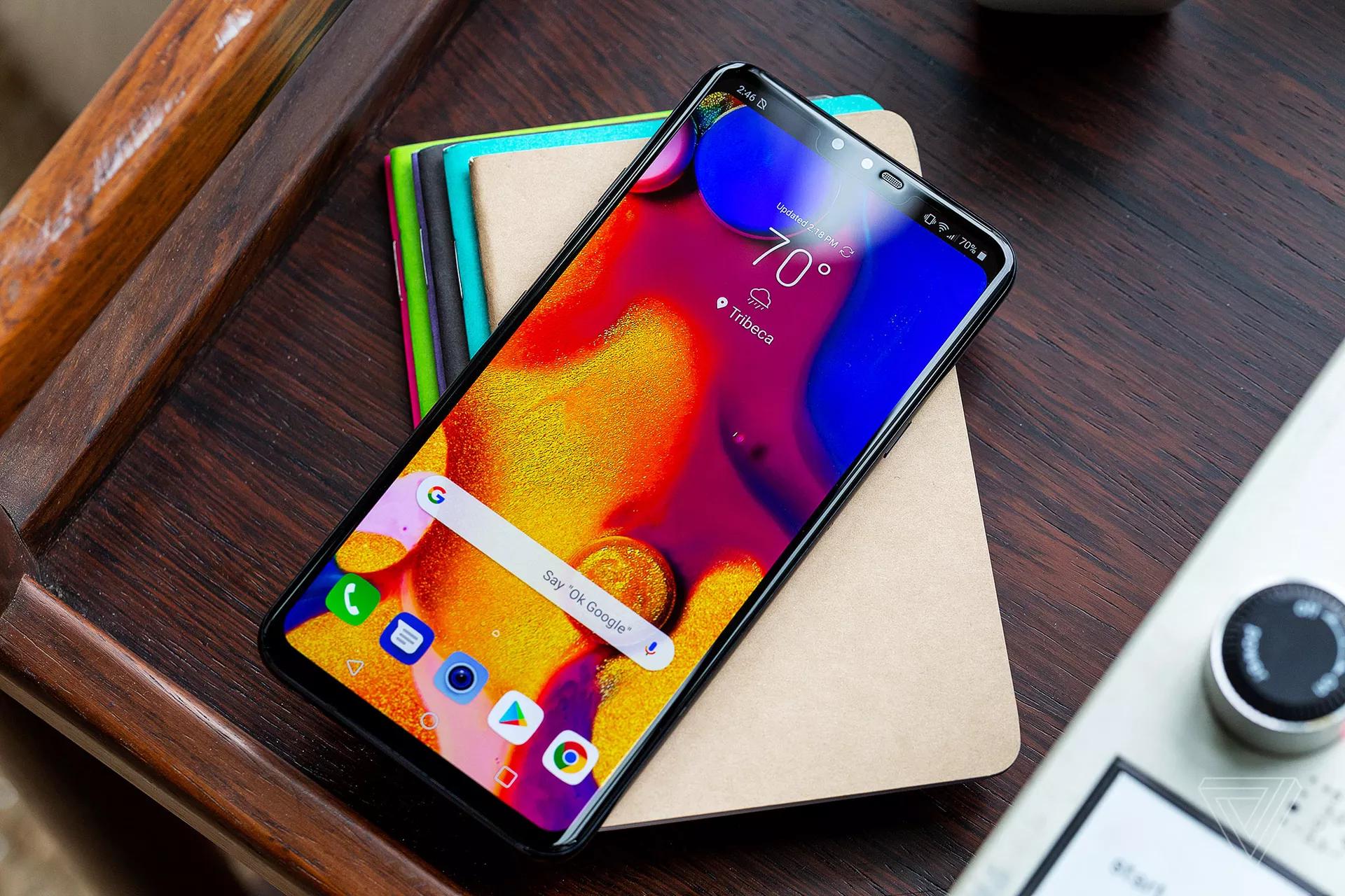 LG potvrdilo aktualizáciu na Android 9 0 Pie pre 4 vlajkové