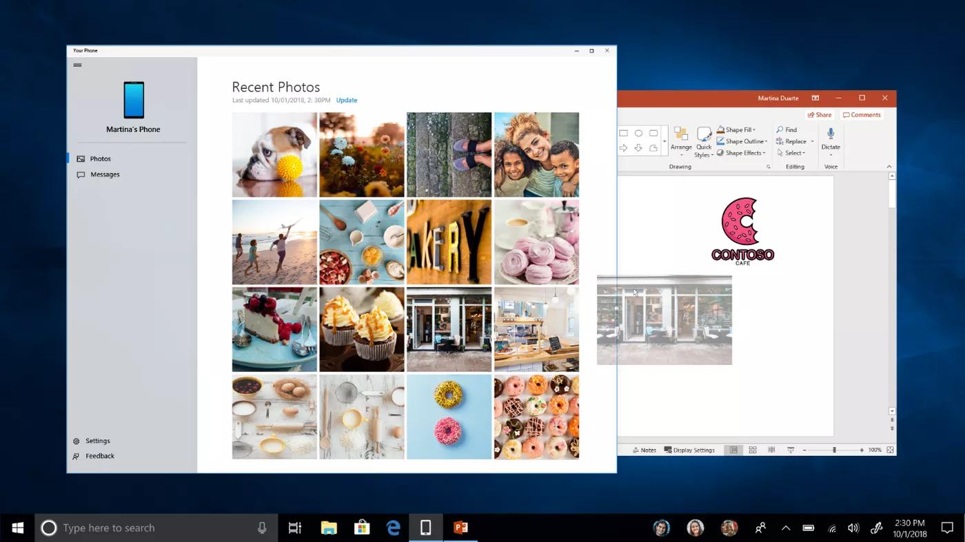 pripojiť aplikácie pre Windows Phone