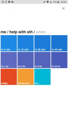 Ako posledné zadáte aplikácii čas na pripomenutie