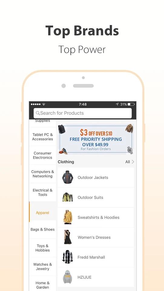 0f13e0420 Najlepšie Android aplikácie na nakupovanie | Tipy redakcie