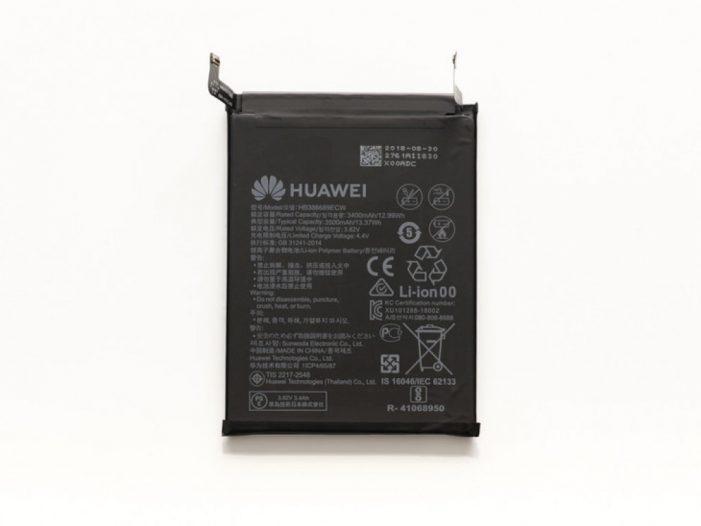 Batéria Honoru Magic 2 má 3 500 mAh a dokáže sa nabíjať pri 40 W