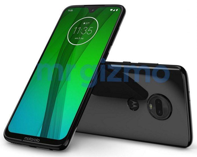 Motorola Moto G7 možno ponúkne minimalistický výrez v displeji a solídny hardvér, rysuje sa aj bezdrôtové nabíjanie