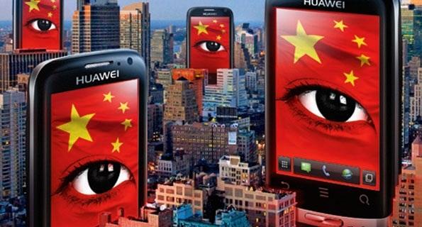 CIA tvrdí, že čínska vláda financuje Huawei pre vlastné špionážne účely
