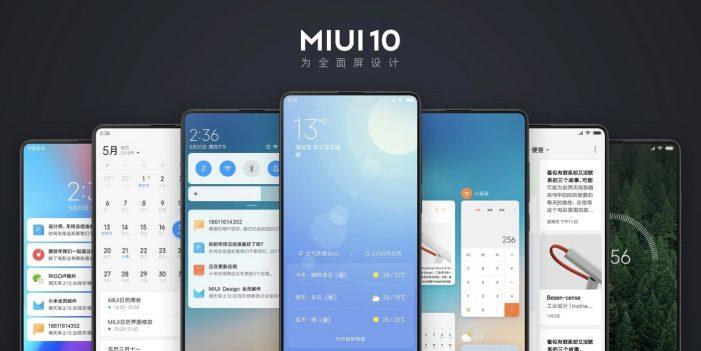 MIUI 10 si už môžu vychutnať aj majitelia Xiaomi Redmi 5