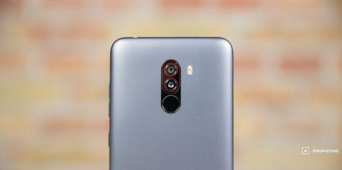V minulosti dostal Pocophone veľkú aktualizáciu fotoaparátu