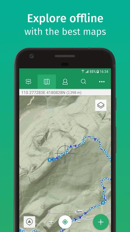 Cesta k aplikácii na výlet
