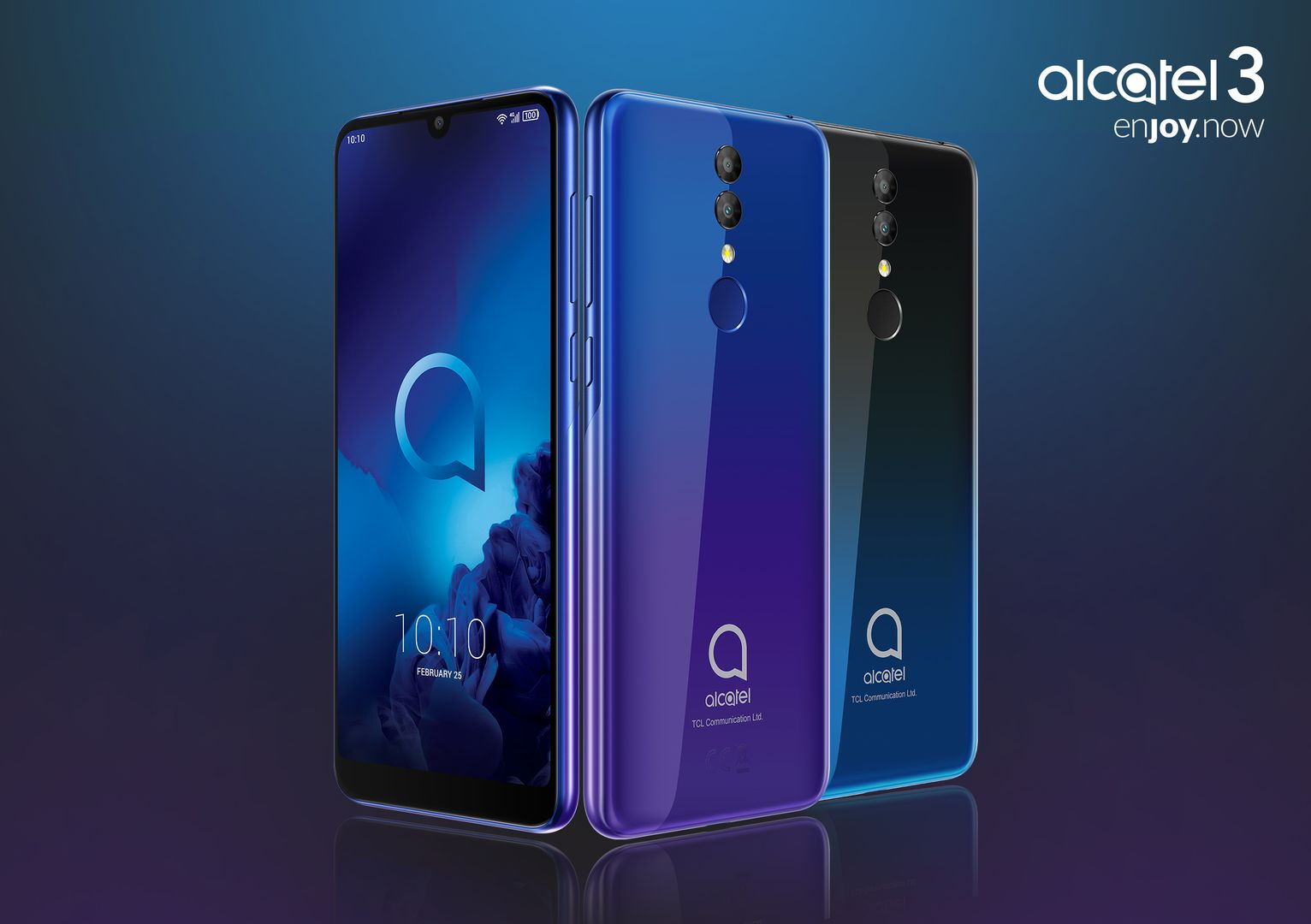 Alcatel introduces 2 smartphones and tablets