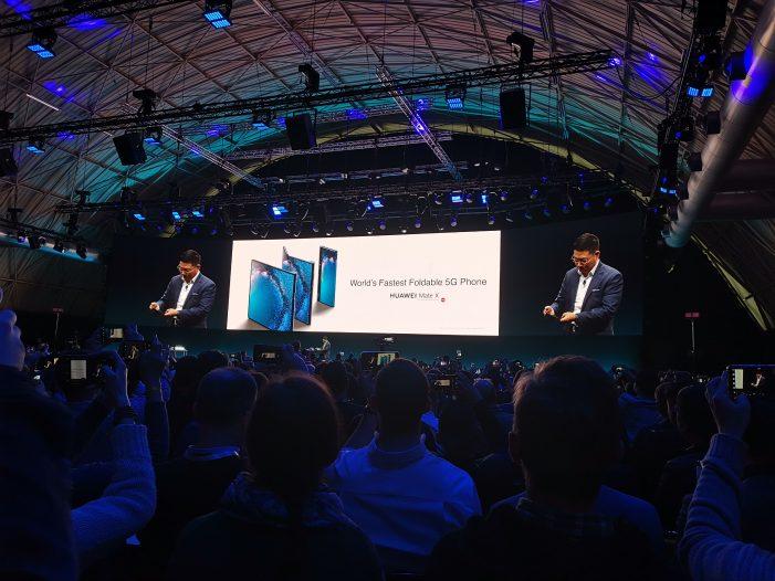 Vďaka čipsetu Kirin 980 má potenciál stať sa najrýchlejším skladacím smartfónom súčastnosti