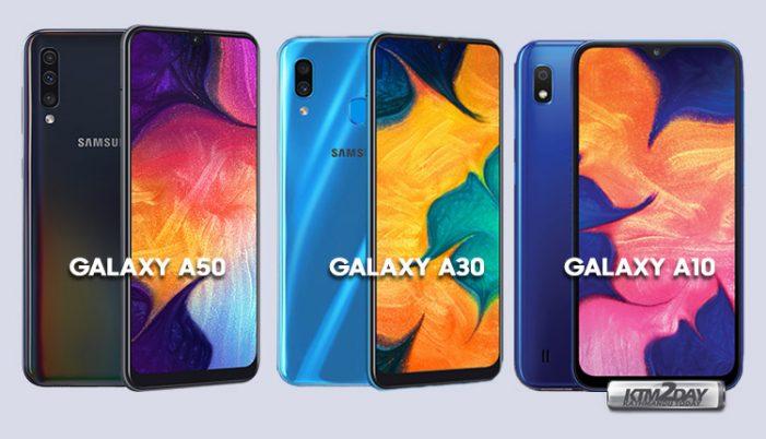 Samsung Galaxy A10 je síce najslabší, no stále má čo ponúknuť