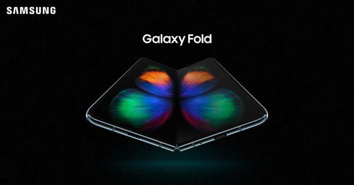 Samsung Galaxy Fold sa ešte nedostal do rúk verejnosti, do predaja pôjde až 26. apríla