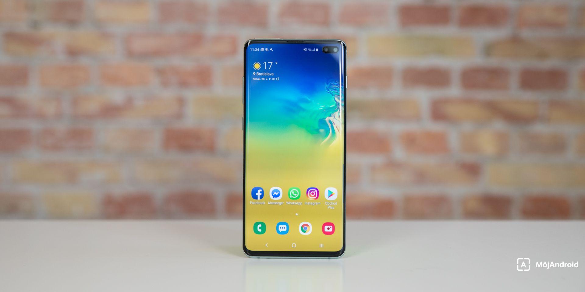 98d943489 RECENZIA Samsung Galaxy S10+: TOP smartfón bez kompromisov