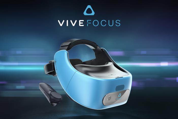 HTC Vive Focus Plus okrem 6DoF ovládačov prináša aj pokrok v simulácii rôznych pracovných úkonov